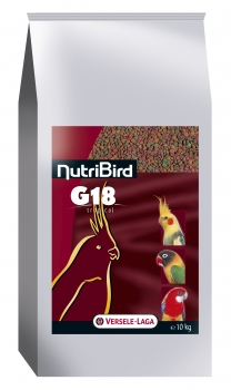 Versele-Laga NutriBird G18 Tropical 10 kg
