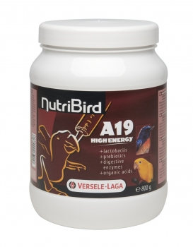 Versele-Laga NutriBird A19 High Energy 800 g