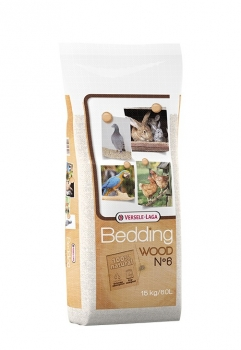 Versele-Laga Wood Bedding n° 6 fein 15 kg