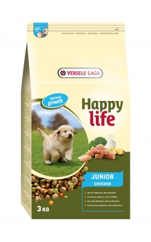 Versele-Laga HappyLife Junior Chicken 3 kg