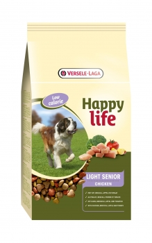 Versele-Laga HappyLife Light Senior Chicken 15 kg