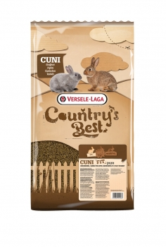 Versele-Laga Country's Best Cuni Fit Pure 5 kg