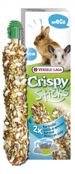 Versele-Laga Mega Sticks Kaninchen-Chinchillas Bergtal 140 g