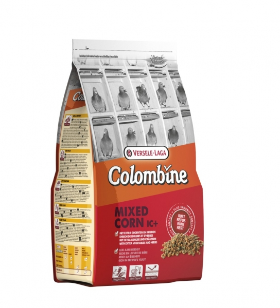 Colombine Mixed Corn IC Plus 2 kg