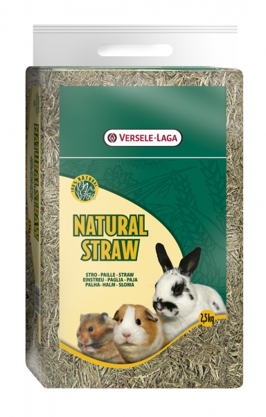 Versele-Laga Natural Straw Portion Pack 2,5 kg