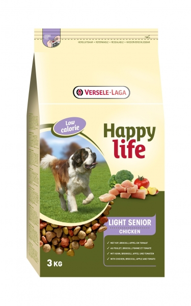 Versele-Laga HappyLife Light Senior Chicken 3 kg