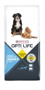 Opti Life Adult Light Medium & Maxi Hundefutter 12,5 kg